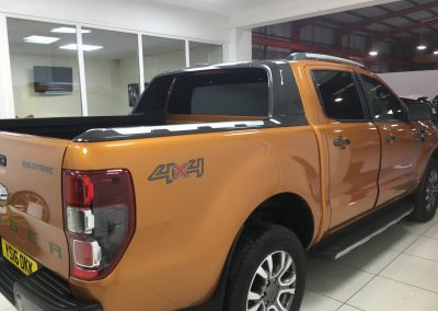 Ford Ranger wildtrack Tinted in 5%